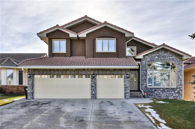 97 Edgeview Road NW, Calgary, AB T3A 4T8 (#C4217947) :: Redline Real Estate Group Inc