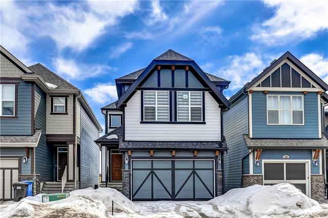 236 Masters Crescent SE, Calgary, AB T3M 2N1 (#C4217961) :: Canmore & Banff