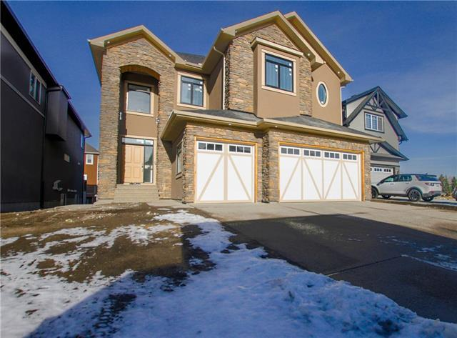 205 Kinniburgh Cove, Chestermere, AB T1X 0Y6 (#C4217974) :: Redline Real Estate Group Inc