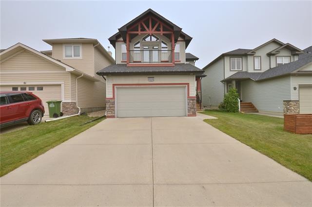 11 Sunset Close, Cochrane, AB T4C 0B3 (#C4217989) :: Calgary Homefinders