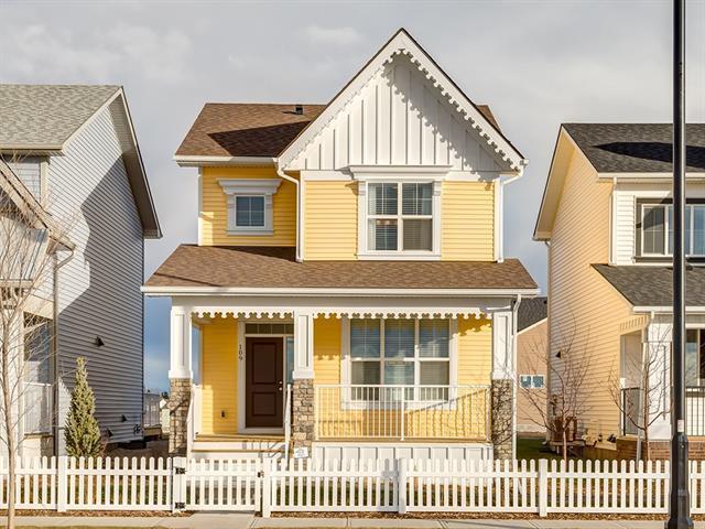 100 Ellen Road, Crossfield, AB T0M 0S0 (#C4218002) :: Redline Real Estate Group Inc