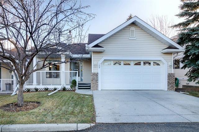 109 Macewan Ridge Villa(S) NW, Calgary, AB T3K 4G3 (#C4218005) :: Calgary Homefinders