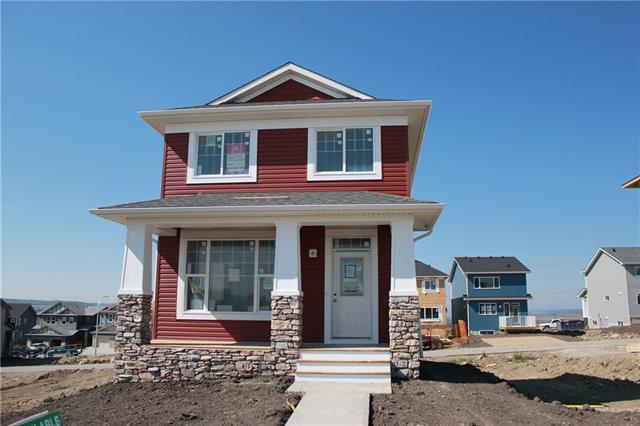 43 Heritage Rise, Cochrane, AB T4C 2R5 (#C4218027) :: Redline Real Estate Group Inc
