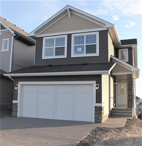 55 Heritage Heights, Cochrane, AB T4C 2R5 (#C4218030) :: Redline Real Estate Group Inc