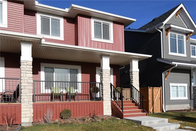 192 Willow Park, Cochrane, AB T4C 2N2 (#C4218031) :: Redline Real Estate Group Inc
