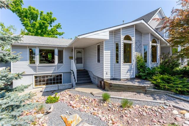 1336 21 Avenue NW, Calgary, AB T2M 1L4 (#C4218032) :: Canmore & Banff