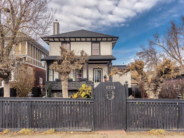 1724 33 Avenue SW, Calgary, AB T2T 1Y7 (#C4218082) :: Redline Real Estate Group Inc