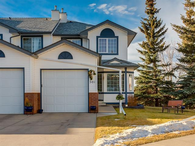 501 Citadel Terrace NW, Calgary, AB T3G 3X3 (#C4218095) :: The Cliff Stevenson Group