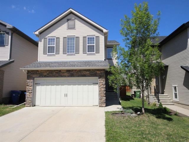72 Silverado Saddle Avenue SW, Calgary, AB T2X 0J1 (#C4218114) :: Redline Real Estate Group Inc