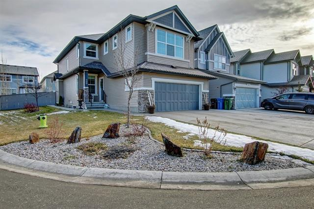 380 Chaparral Valley Way SE, Calgary, AB T2X 0Y2 (#C4218188) :: The Cliff Stevenson Group