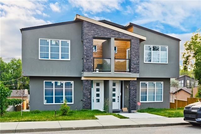 4505 Bowness Road NW #2, Calgary, AB T3B 0A9 (#C4218200) :: Canmore & Banff