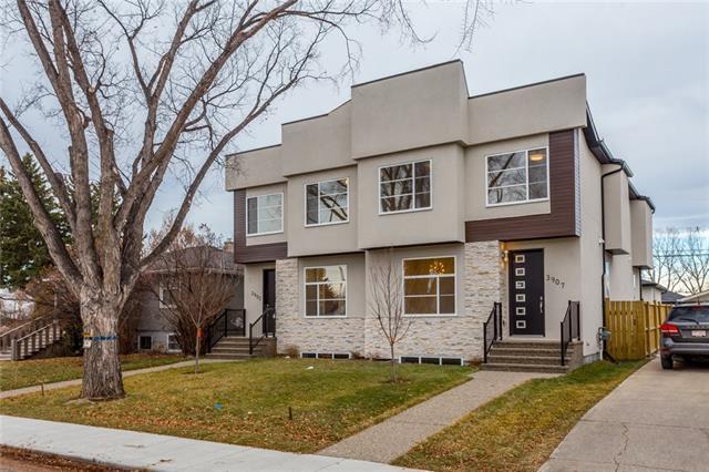 3907 2 Street NW, Calgary, AB T2K 0Y7 (#C4218224) :: Redline Real Estate Group Inc