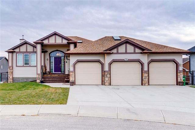 238 Strathmore Lakes Bend, Strathmore, AB T1P 1Y9 (#C4218321) :: Redline Real Estate Group Inc