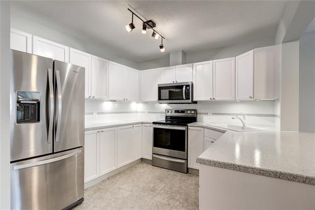 1415 17 Street SE #212, Calgary, AB  (#C4218330) :: Redline Real Estate Group Inc