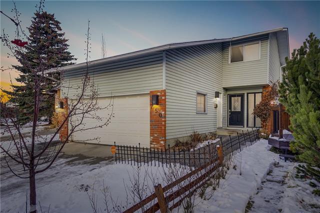 750 Ranchview Circle NW, Calgary, AB T3G 1B3 (#C4218340) :: Canmore & Banff