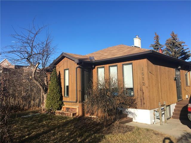 1612 25 Avenue SW, Calgary, AB T2T 0Z8 (#C4218375) :: Redline Real Estate Group Inc