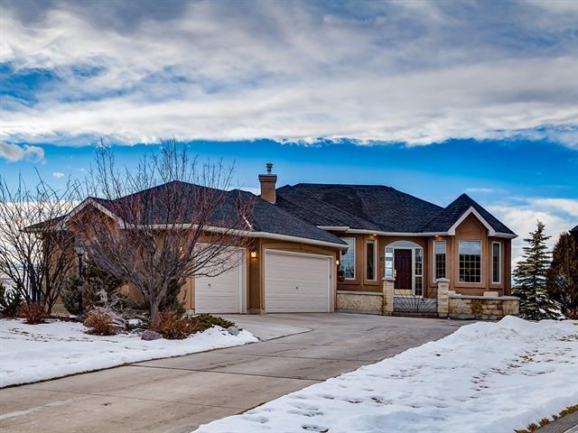 67 Lynx Lane, Rural Rocky View County, AB T3Z 1B8 (#C4218487) :: Redline Real Estate Group Inc