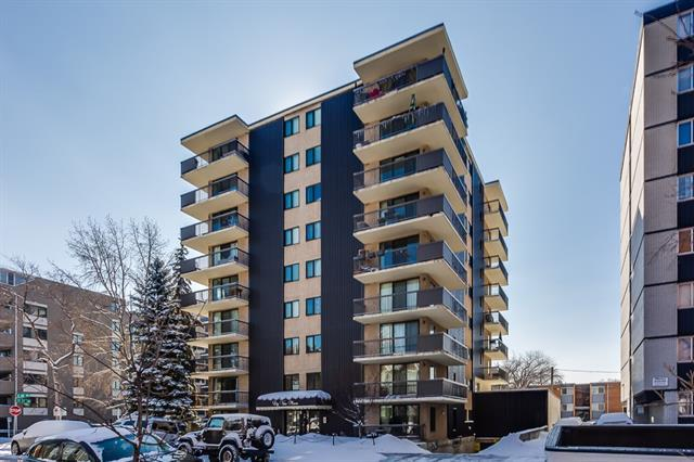 1107 15 Avenue SW #403, Calgary, AB T2R 0S8 (#C4218488) :: Tonkinson Real Estate Team