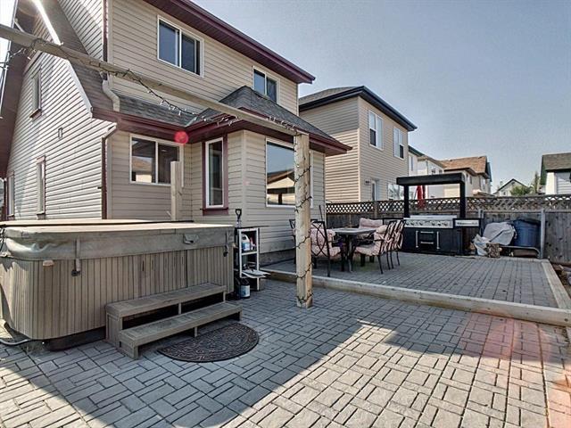 205 Copperstone Terrace SE, Calgary, AB T2Z 0J4 (#C4218517) :: The Cliff Stevenson Group