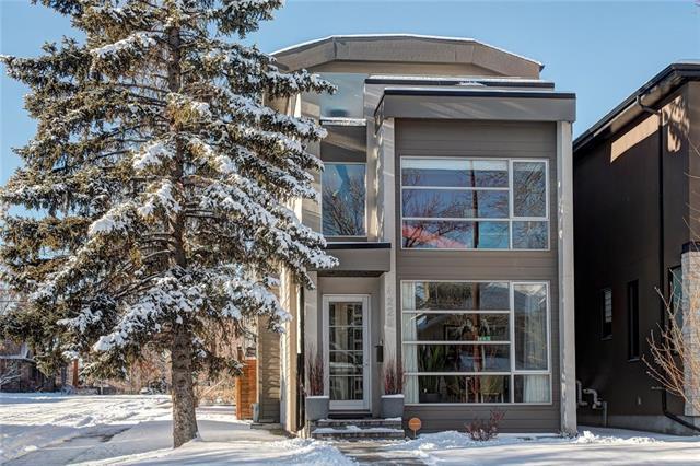 4225 16A Street SW, Calgary, AB T2T 4L3 (#C4218538) :: Redline Real Estate Group Inc