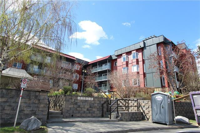 333 Garry Crescent NE #306, Calgary, AB  (#C4218577) :: Redline Real Estate Group Inc
