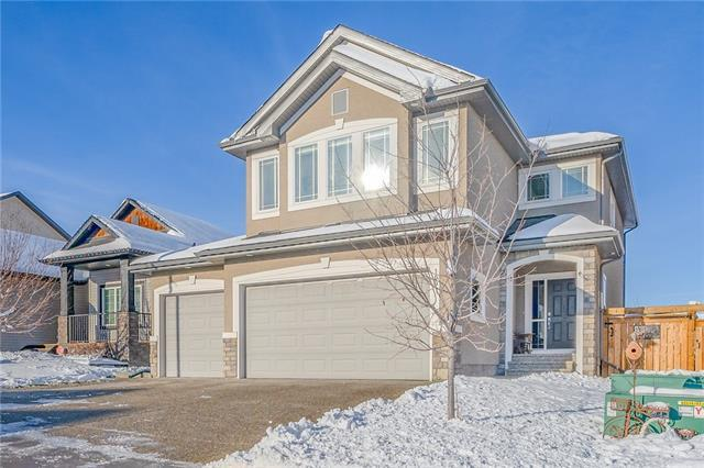 109 Aspenmere Drive, Chestermere, AB T1X 0W8 (#C4218614) :: Redline Real Estate Group Inc
