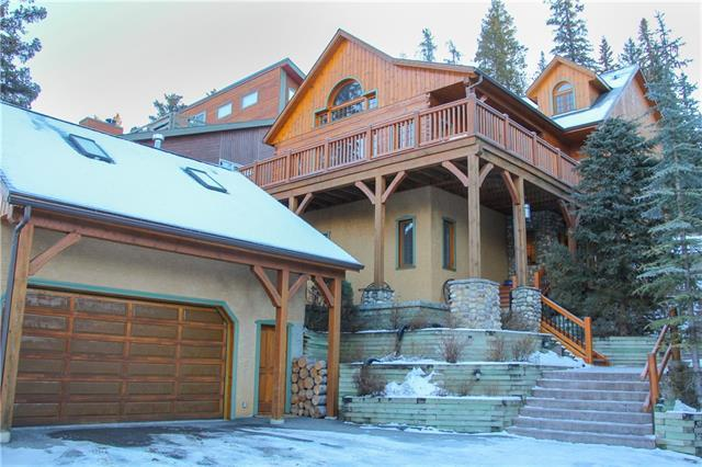 111 Cave Avenue, Banff, AB T1L 1E3 (#C4218687) :: Canmore & Banff