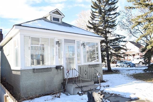 2703 16A Street SE, Calgary, AB T2G 3T3 (#C4218694) :: Redline Real Estate Group Inc