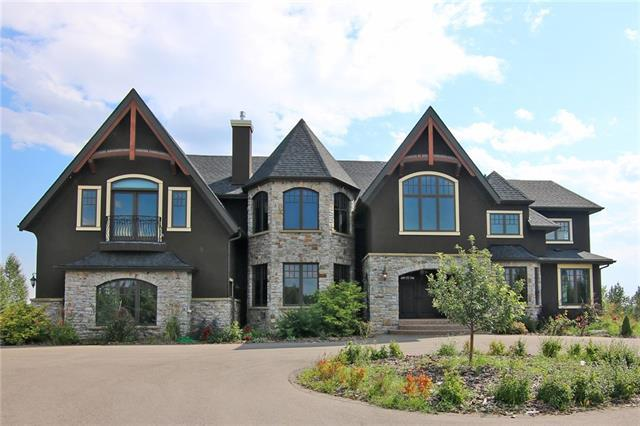 27 Morgans Court, Rural Rocky View County, AB T3Z 0A5 (#C4218760) :: Redline Real Estate Group Inc