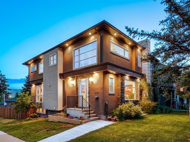 2131 47 Street NW, Calgary, AB T3B 6C9 (#C4218785) :: Canmore & Banff
