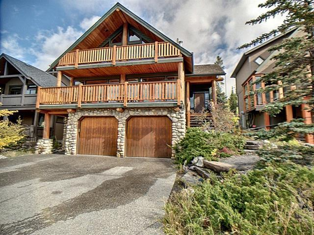 425 Eagle Heights, Canmore, AB T1W 3C9 (#C4218788) :: Canmore & Banff