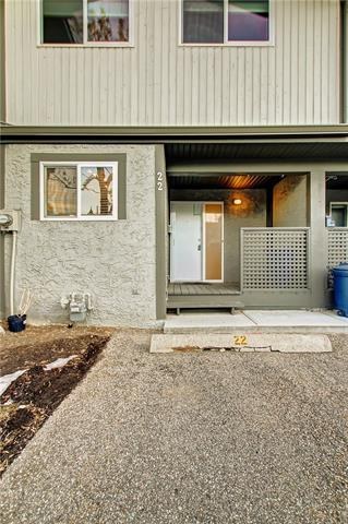 7172 Coach Hill Road SW #22, Calgary, AB T3H 1C8 (#C4218793) :: Canmore & Banff