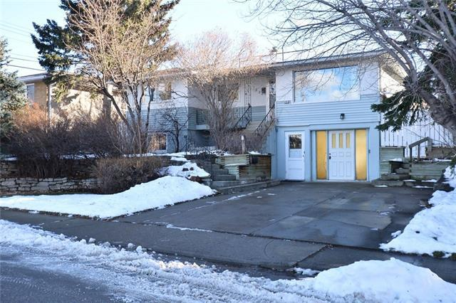 122 Cumberland Drive NW, Calgary, AB T2K 1T1 (#C4218827) :: Canmore & Banff