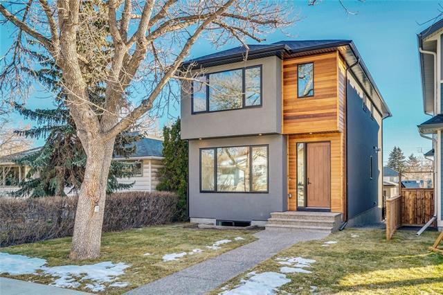 54 Hunter Street NW, Calgary, AB T2K 2B7 (#C4218828) :: The Cliff Stevenson Group