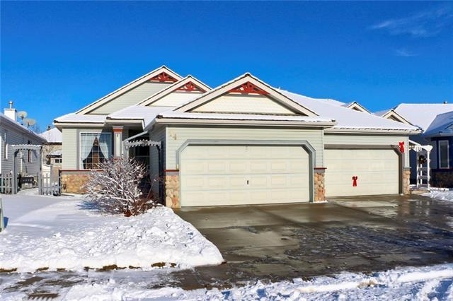 74 Chaparral Close SE, Calgary, AB T2X 3L8 (#C4218831) :: The Cliff Stevenson Group