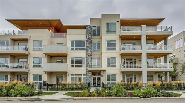 23 Burma Star Road SW #201, Calgary, AB T3E 7Y9 (#C4218872) :: Redline Real Estate Group Inc