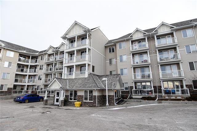 500 Rocky Vista Gardens NW #306, Calgary, AB T3G 0C3 (#C4218874) :: Calgary Homefinders