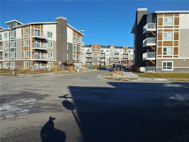 302 Skyview Ranch Drive NE #4309, Calgary, AB  (#C4218899) :: Canmore & Banff