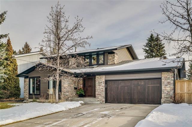 136 Lake Mead Crescent SE, Calgary, AB T2J 4A5 (#C4218910) :: Redline Real Estate Group Inc