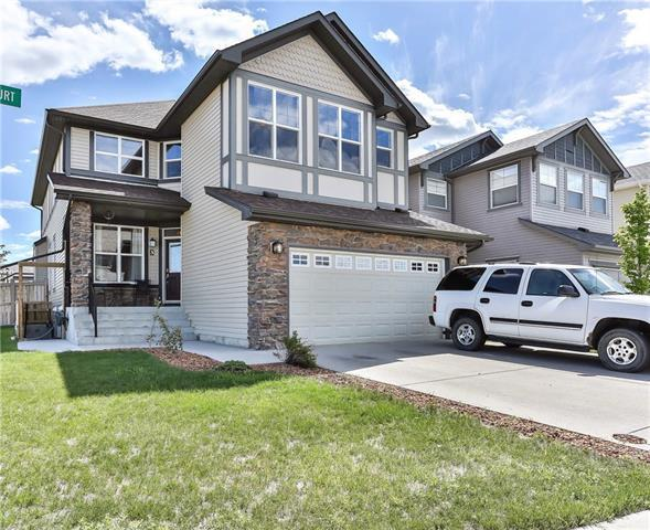 3 Baywater Court SW, Airdrie, AB T4B 0A9 (#C4218979) :: Canmore & Banff