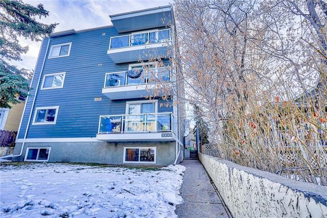 2117 16 Street SW #11, Calgary, AB T2T 4E5 (#C4218985) :: Redline Real Estate Group Inc