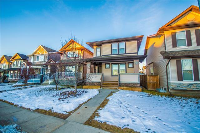 123 Silverado Plains Close SW, Calgary, AB T2X 0G3 (#C4219022) :: Canmore & Banff