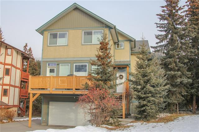 7 Blackrock Crescent #101, Canmore, AB T1W 1A2 (#C4219035) :: Redline Real Estate Group Inc