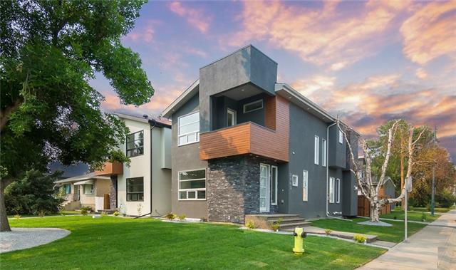 2803 23A Street NW, Calgary, AB  (#C4219039) :: The Cliff Stevenson Group