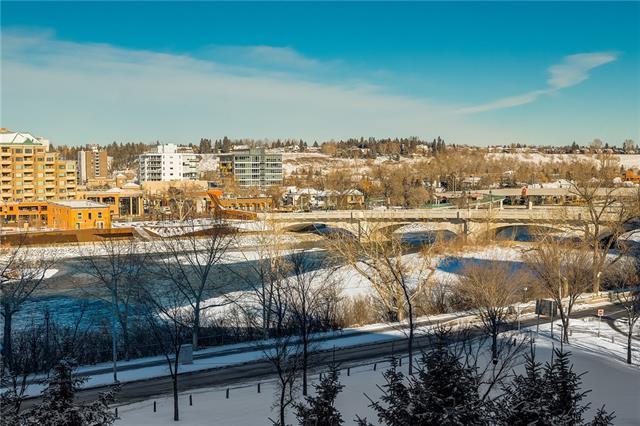 1108 6 Avenue SW #602, Calgary, AB T2P 5K1 (#C4219040) :: Canmore & Banff
