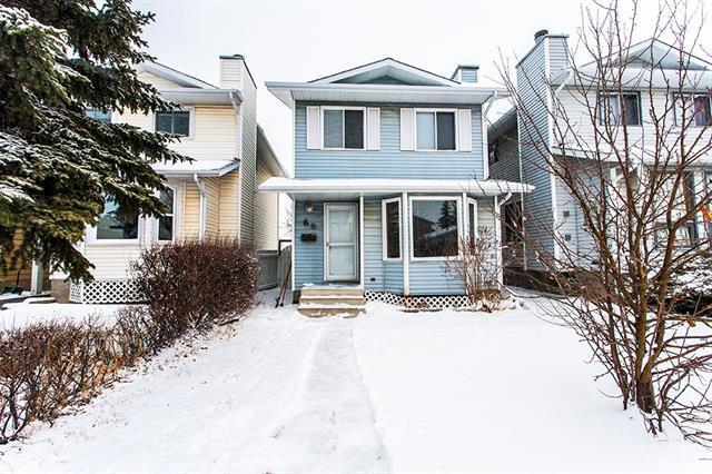 66 Edgeburn Crescent NW, Calgary, AB T3A 4J3 (#C4219051) :: Redline Real Estate Group Inc