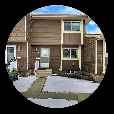 14736 Deerfield Drive SE #59, Calgary, AB T2J 5Y1 (#C4219060) :: The Cliff Stevenson Group