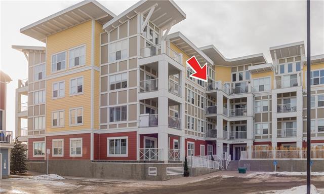 402 Marquis Lane SE #405, Calgary, AB T3M 2G7 (#C4219066) :: Canmore & Banff