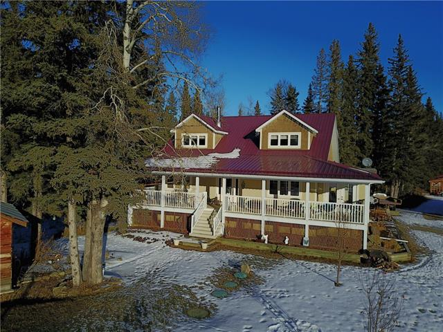 5076 Township Road 342, Rural Mountain View County, AB T0M 0M0 (#C4219067) :: Redline Real Estate Group Inc