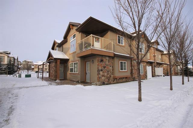 40 Panatella Landing NW #106, Calgary, AB T3K 0K8 (#C4219121) :: Canmore & Banff